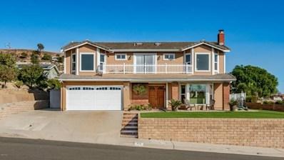 714 Skyline Road, Ventura, CA 93003 - MLS#: 218014203