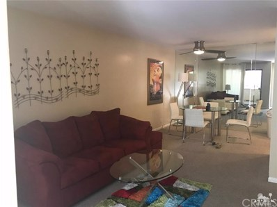 2812 Auburn Court UNIT F 205, Palm Springs, CA 92262 - MLS#: 218014238DA
