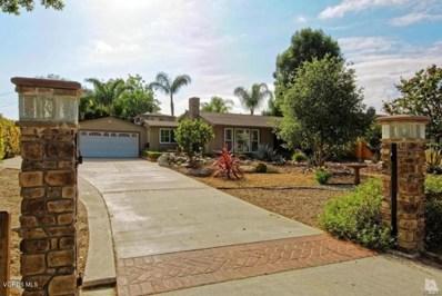 4809 Maureen Lane, Moorpark, CA 93021 - MLS#: 218014298