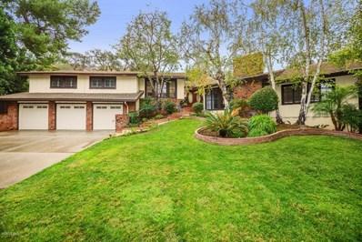 4201 Saddlecrest Lane, Westlake Village, CA 91361 - MLS#: 218014364