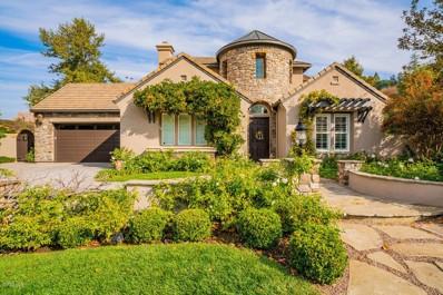 1561 Sycamore Canyon Drive, Westlake Village, CA 91361 - MLS#: 218014399