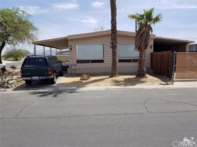 73741 Stanton Drive, Thousand Palms, CA 92276 - MLS#: 218014402DA