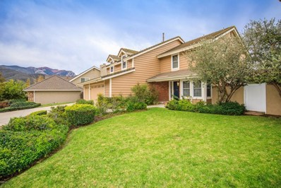 923 Deerspring Place, Newbury Park, CA 91320 - MLS#: 218014405