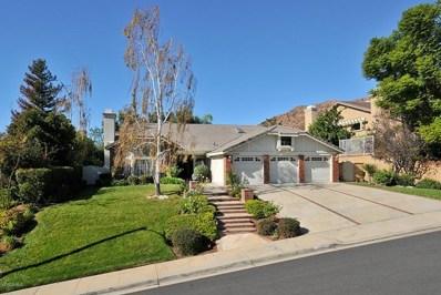 1263 Hidden Springs Avenue, Oak Park, CA 91377 - MLS#: 218014465