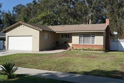 5495 Bryn Mawr Street, Ventura, CA 93003 - MLS#: 218014466