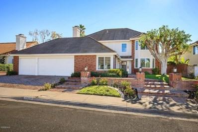 5826 Stonecrest Drive, Agoura Hills, CA 91301 - MLS#: 218014518