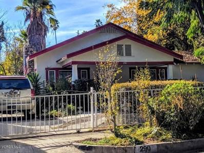290 Penn Street, Pasadena, CA 91104 - MLS#: 218014534