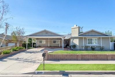 2049 Rockdale Avenue, Simi Valley, CA 93063 - MLS#: 218014552