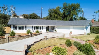 1655 Fremont Drive, Thousand Oaks, CA 91362 - MLS#: 218014570