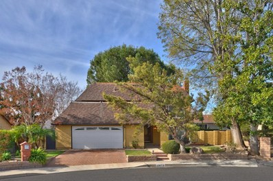 1575 Andrea Circle, Simi Valley, CA 93065 - MLS#: 218014596