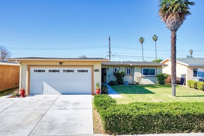 1721 Mcloughlin Avenue, Oxnard, CA 93035 - MLS#: 218014600