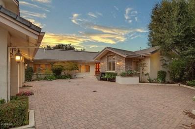 5404 Indian Trail Court, Westlake Village, CA 91362 - MLS#: 218014635