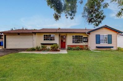 768 Calle Clavel, Thousand Oaks, CA 91360 - MLS#: 218014637