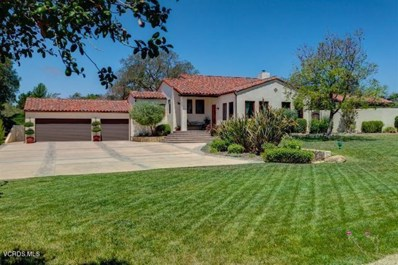 825 Azure Court, Oak View, CA 93022 - MLS#: 218014685