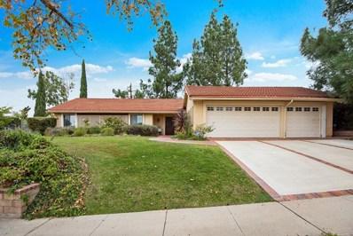 129 Venus Street, Thousand Oaks, CA 91360 - MLS#: 218014691