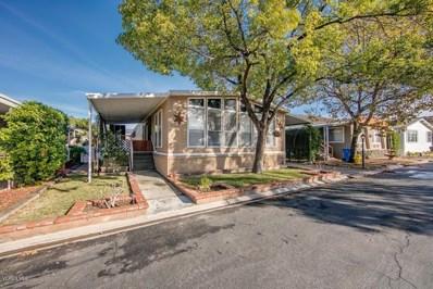 15750 Arroyo Drive UNIT 198, Moorpark, CA 93021 - MLS#: 218014709