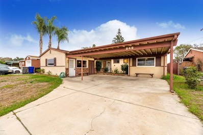 646 Bard Road, Port Hueneme, CA 93041 - MLS#: 218014720