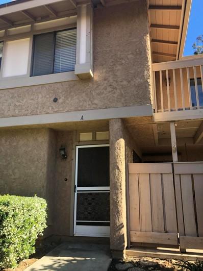 4466 Lubbock Drive UNIT A, Simi Valley, CA 93063 - MLS#: 218014725