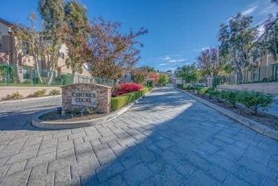657 Cardinal Ridge Lane UNIT C, Simi Valley, CA 93065 - MLS#: 218014763