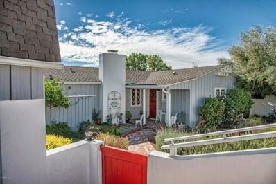 2150 Hillcrest Drive, Ventura, CA 93001 - MLS#: 218014764
