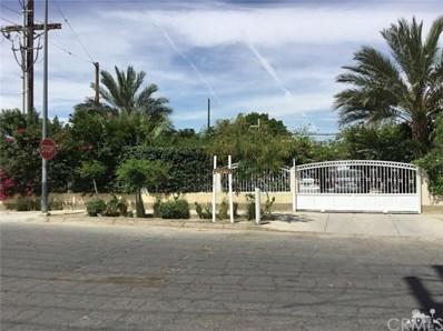 84966 Calle Verde, Coachella, CA 92236 - MLS#: 218014770DA