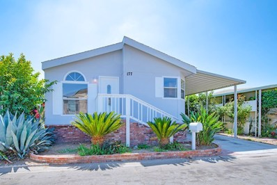 1101 Ventura Boulevard UNIT 177, Oxnard, CA 93036 - MLS#: 218014844