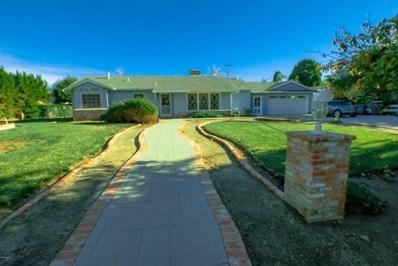 1388 Strawberry Hill Road, Thousand Oaks, CA 91360 - MLS#: 218014878