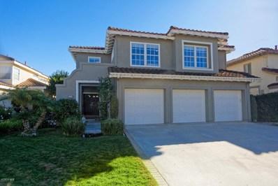 534 Hawks Bill Place, Simi Valley, CA 93065 - MLS#: 218014881