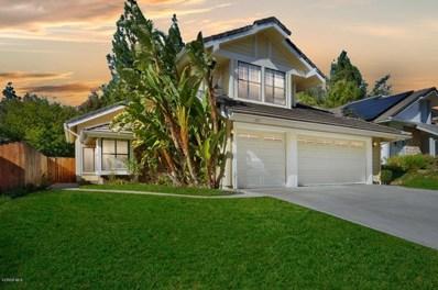707 Clear Haven Drive, Oak Park, CA 91377 - MLS#: 218014887