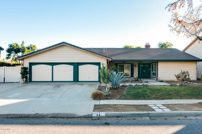 38 Magellan Street, Thousand Oaks, CA 91360 - MLS#: 218014891