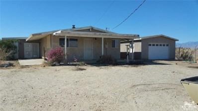 29701 Sunnyslope Street, Desert Hot Springs, CA 92241 - MLS#: 218014906DA