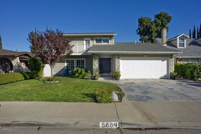 5654 Medeabrook Place, Agoura Hills, CA 91301 - MLS#: 218014961