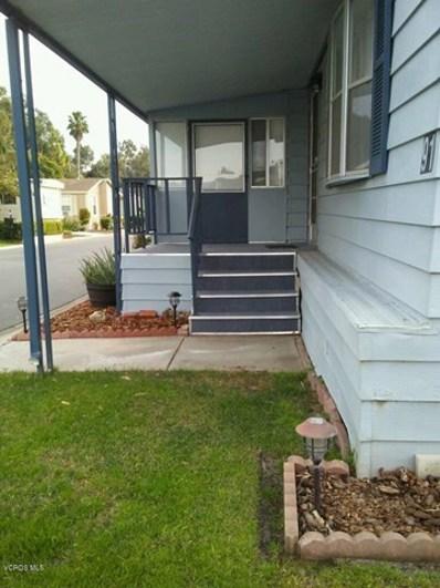 91 Via Gabilan, Camarillo, CA 93012 - MLS#: 218014981