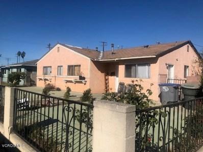 1441 Iris Street, Oxnard, CA 93033 - MLS#: 218014997