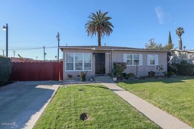 5011 Refsing Place, Oxnard, CA 93033 - MLS#: 218015098