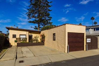 1141 Cornwall Lane, Ventura, CA 93001 - MLS#: 218015135
