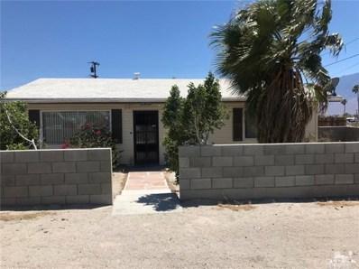 66545 Cahuilla Avenue, Desert Hot Springs, CA 92240 - MLS#: 218015198DA