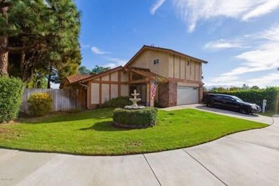 1038 Green Lawn Avenue, Camarillo, CA 93010 - MLS#: 218015304