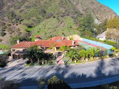 1345 Moraga Drive, Los Angeles, CA 90049 - MLS#: 218015392