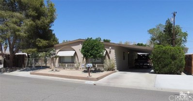 32388 Sonoma Circle, Thousand Palms, CA 92276 - MLS#: 218015406DA