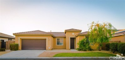 84452 Volare Avenue, Indio, CA 92203 - MLS#: 218015436DA