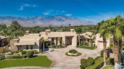9 Spyglass Circle, Rancho Mirage, CA 92270 - MLS#: 218015618DA