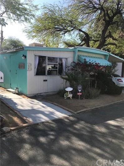 18131 Langlois Road UNIT B24, Desert Hot Springs, CA 92241 - #: 218016004DA