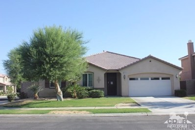 84544 Strada Way, Indio, CA 92203 - MLS#: 218016388DA