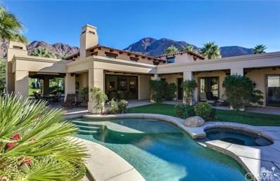 53600 Del Gato Drive, La Quinta, CA 92253 - MLS#: 218016410DA