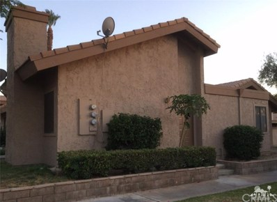 47395 Monroe Street UNIT 157, Indio, CA 92201 - MLS#: 218016526DA