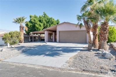 66186 Santa Rosa Road, Desert Hot Springs, CA 92240 - MLS#: 218017560DA