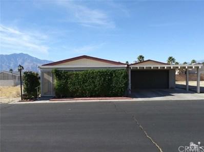 69525 Dillon Road UNIT 110, Desert Hot Springs, CA 92241 - MLS#: 218017934DA