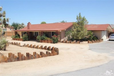 56766 Golden Bee Drive, Yucca Valley, CA 92284 - MLS#: 218018186DA