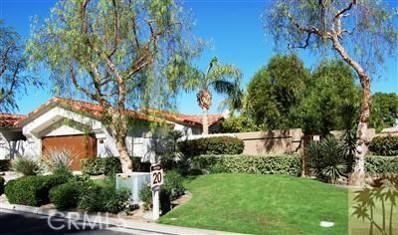 882 Red Arrow, Palm Desert, CA 92211 - MLS#: 218018358DA